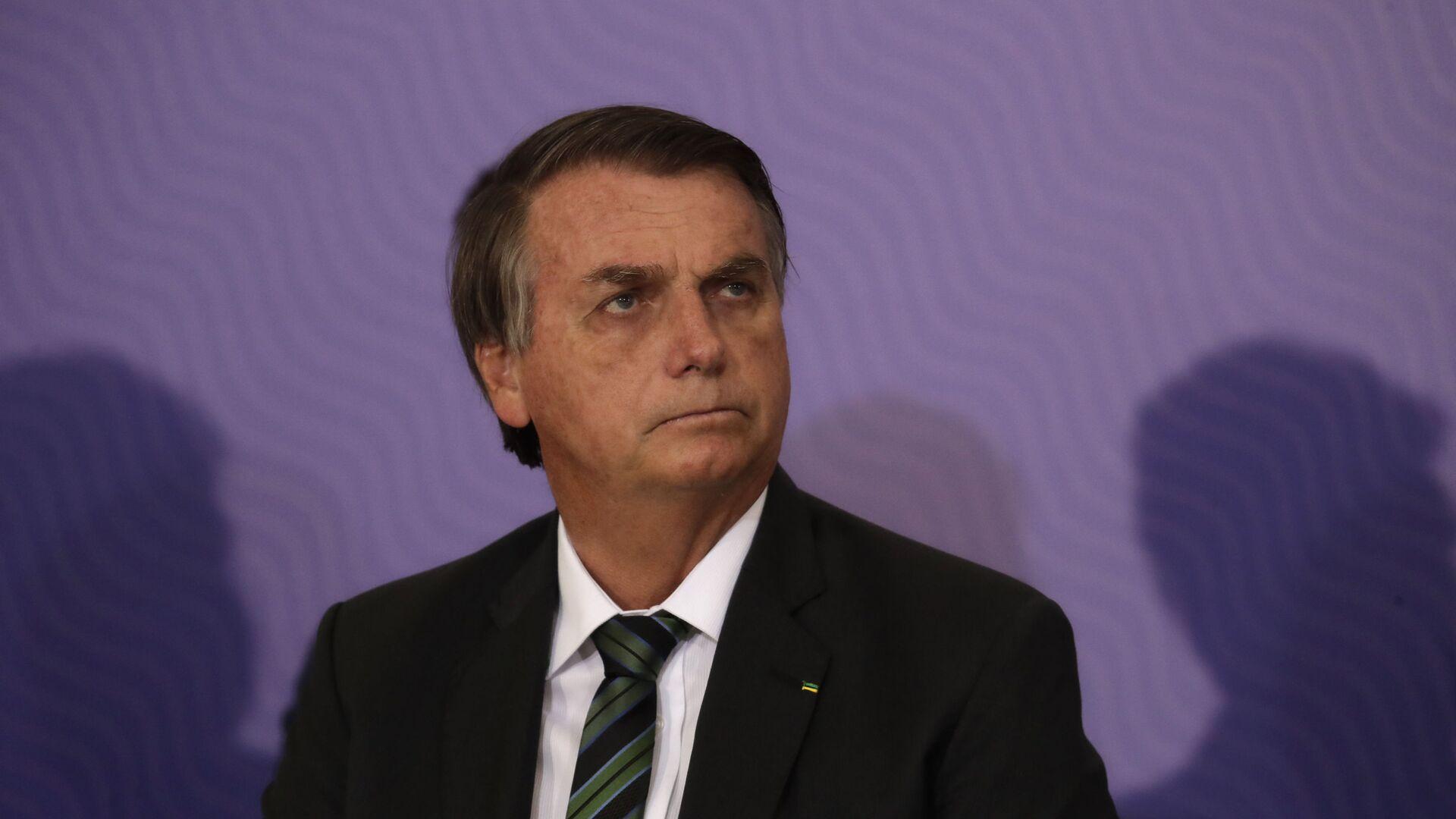 Jair Bolsonaro, presidente del Brasile - Sputnik Italia, 1920, 22.07.2021