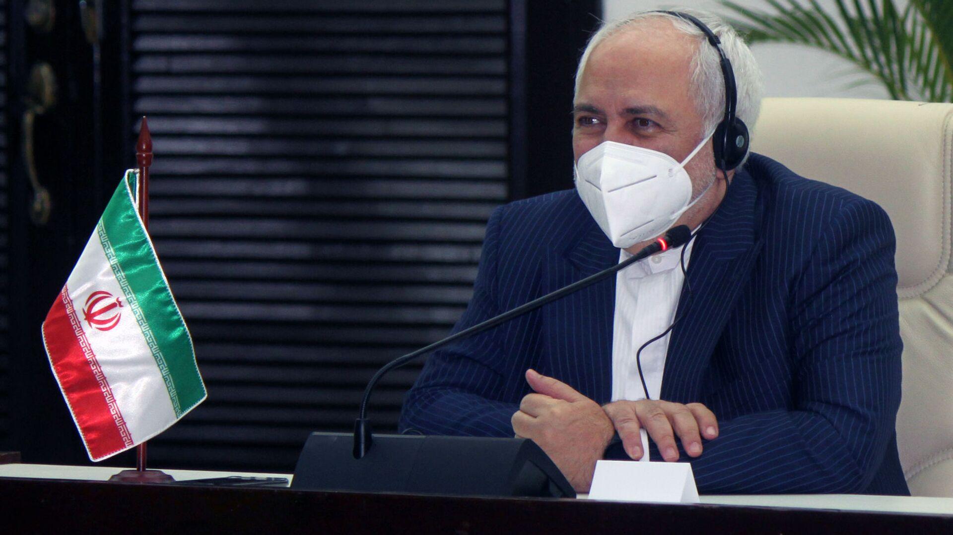 Mohamad Yavad Zarif, ministro degli esteri Iran - Sputnik Italia, 1920, 17.05.2021