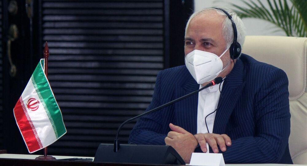Mohamad Yavad Zarif, ministro degli esteri Iran