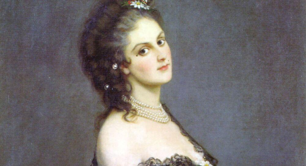 Contessa di Castiglione Virginia Oldoini