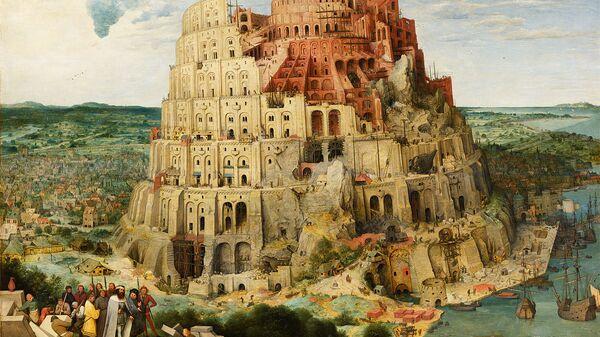 Torre di Babele - Sputnik Italia