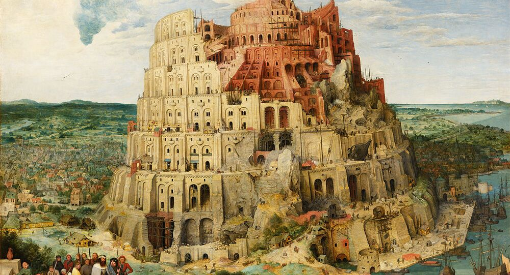 The Tower of Babel by Pieter Bruegel the Elder