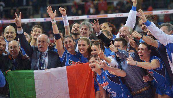 Squadra nazionale di pallavolo femminile, olimpiadi 2016 - Sputnik Italia