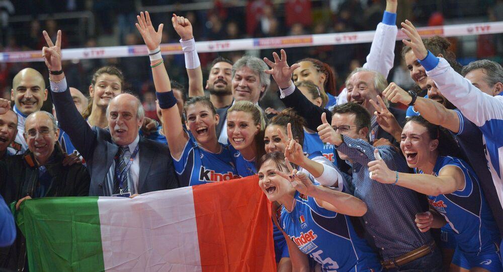 Squadra nazionale di pallavolo femminile, olimpiadi 2016