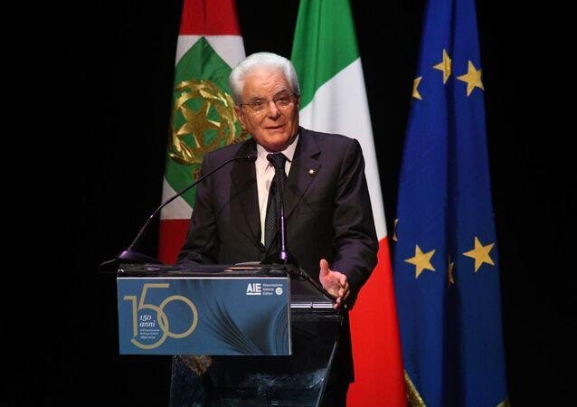Il Presidente della Repubblica Sergio Mattarella ai 150 anni dell'Associazione Italiana Editori