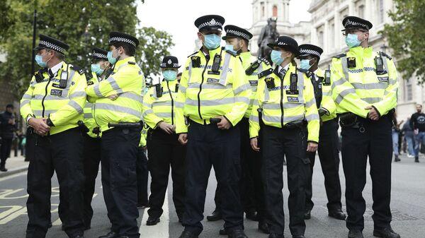 Polizia a Londra - Sputnik Italia