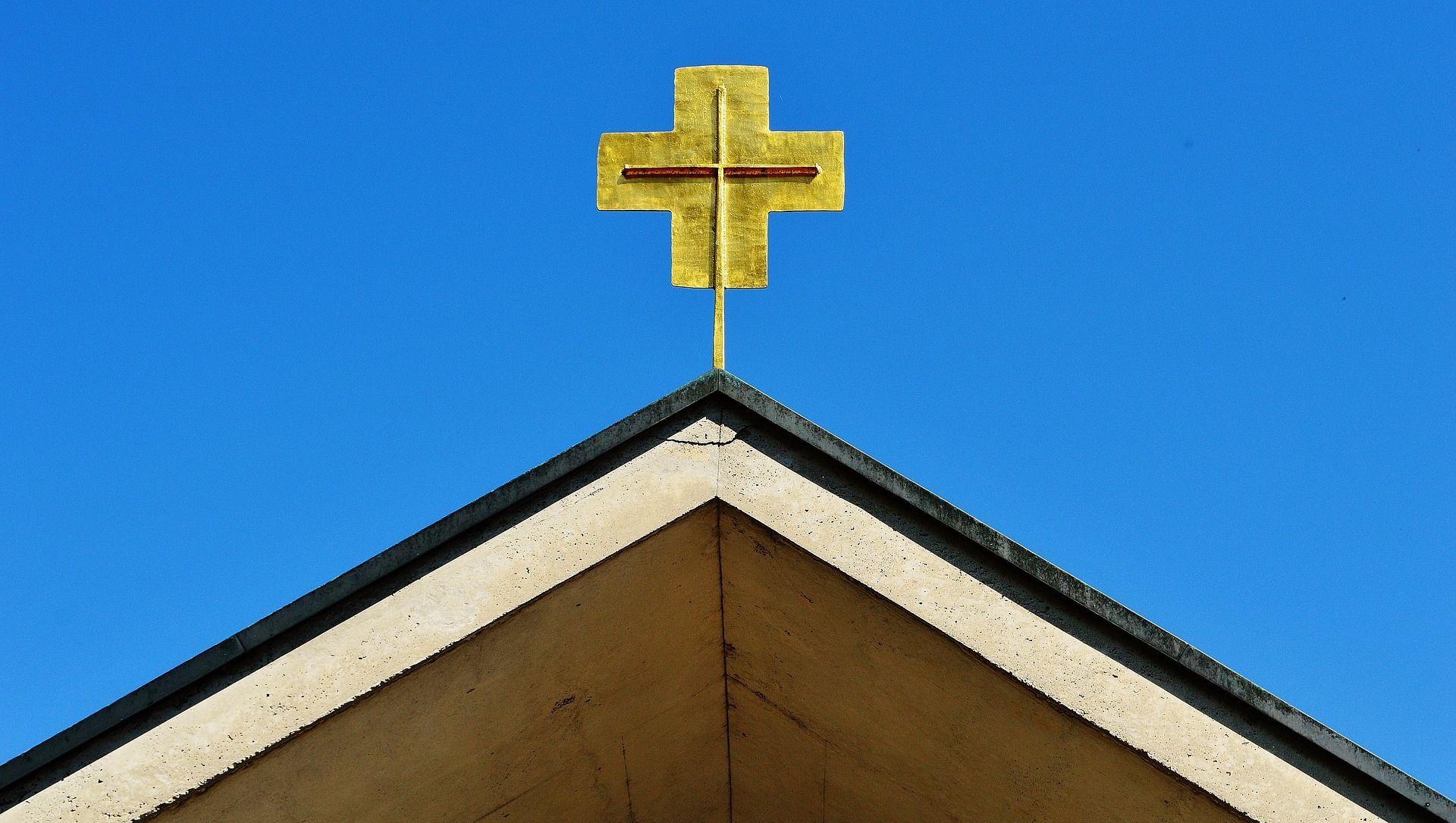 La croce di una chiesa - Sputnik Italia, 1920, 03.04.2021