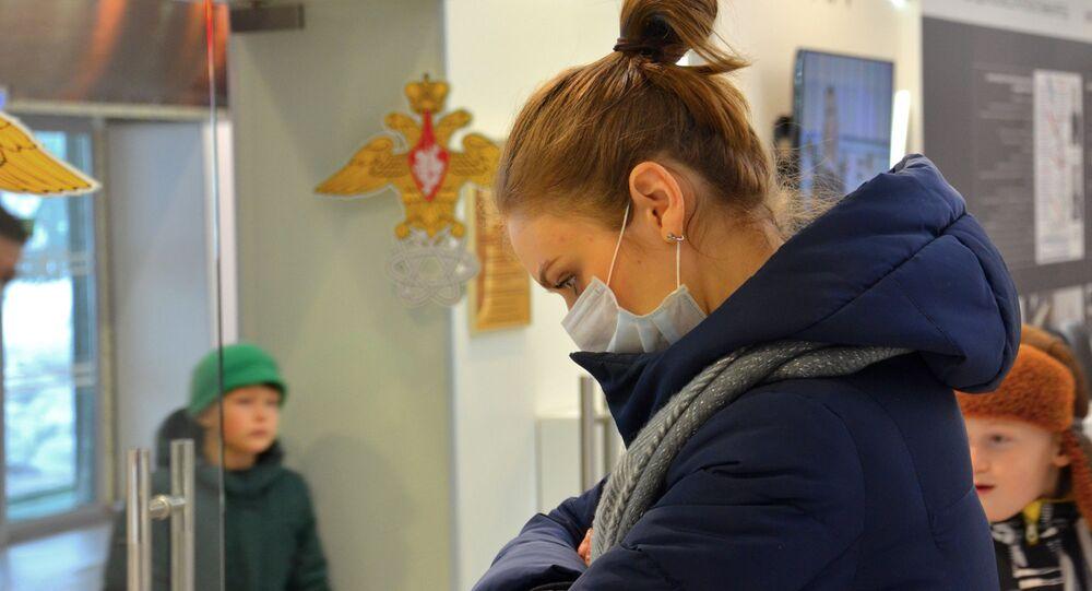 Coronavirus in Russia - Regione di Mosca, gennaio 2021