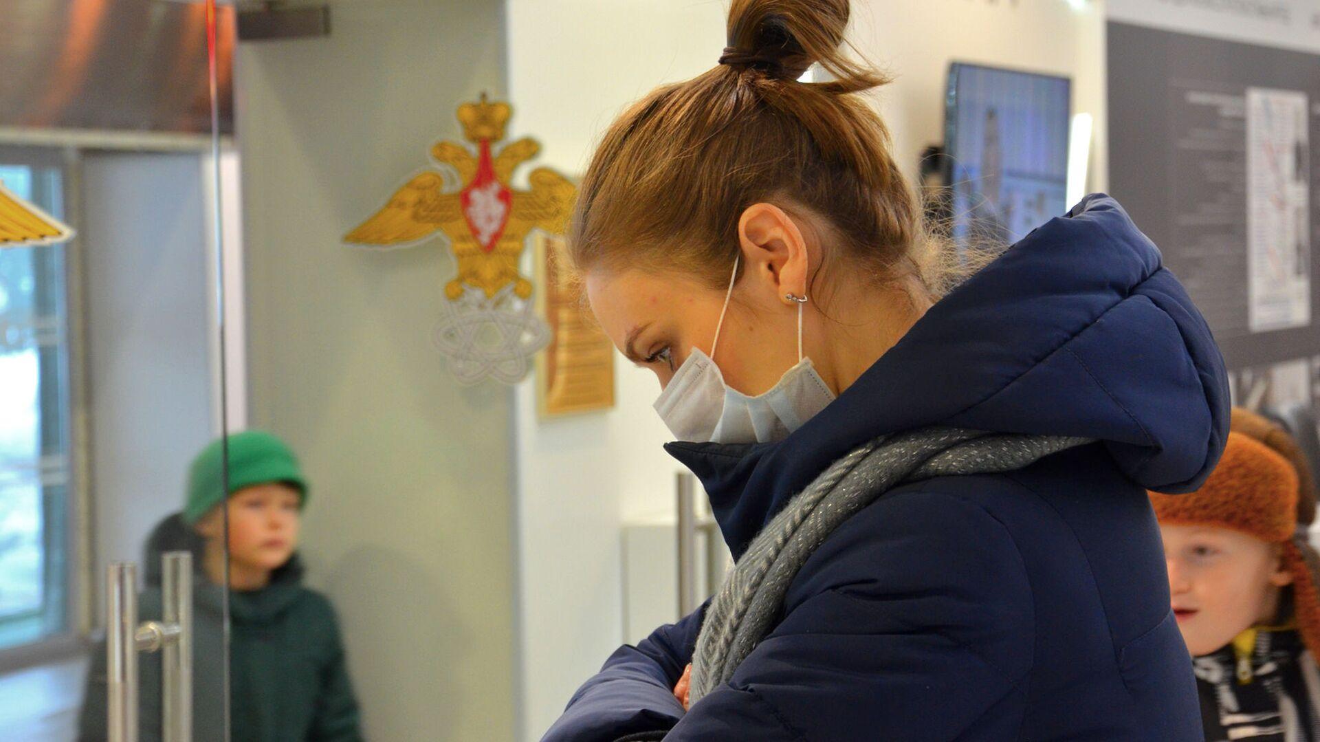 Coronavirus in Russia - Regione di Mosca, gennaio 2021 - Sputnik Italia, 1920, 13.06.2021