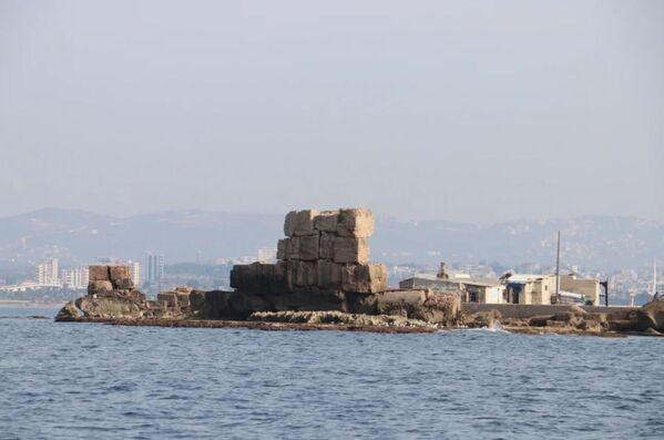 Un antico porto sconosciuto, probabilmente di epoca romana, è stato scoperto vicino alla costa siriana durante la missione archeologica congiunta tra Russia e Siria. - Sputnik Italia