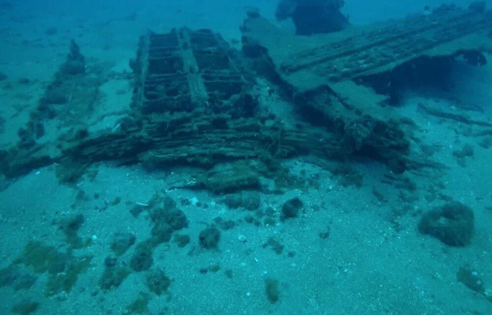 Gli scienziati hanno ispezionato il fondale marino, utilizzando dispositivi sommergibili guidati a distanza