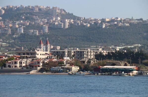 Gli scienziati hanno scoperto le rovine di un antico porto romano nell'area acquatica della città siriana di Tartus - Sputnik Italia