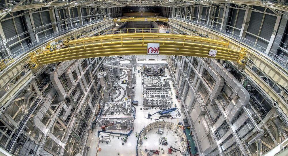 Reattore ITER