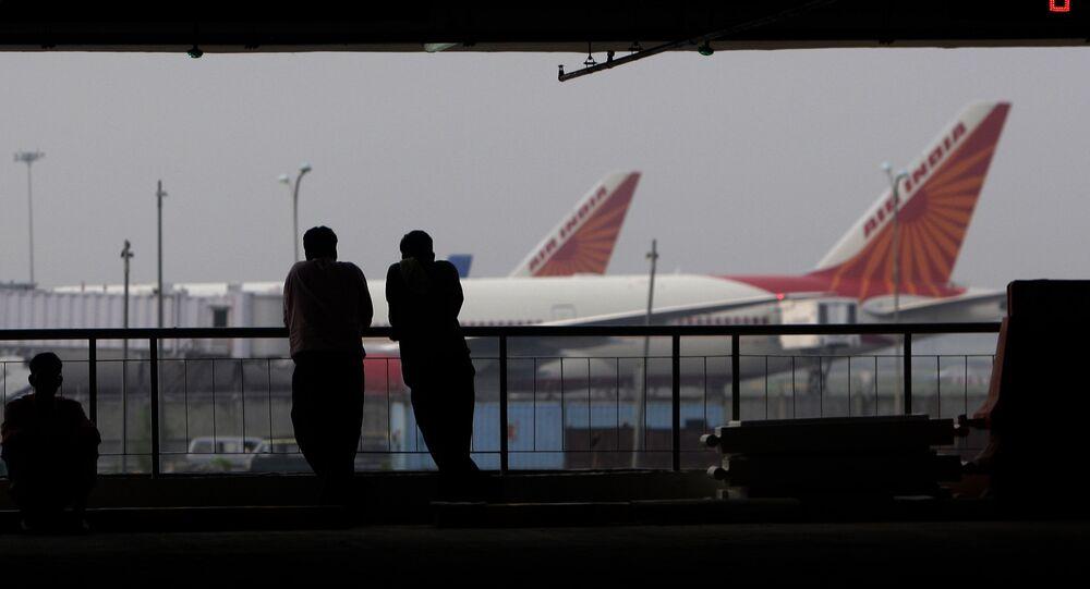 Aeroporto Nuova Delhi