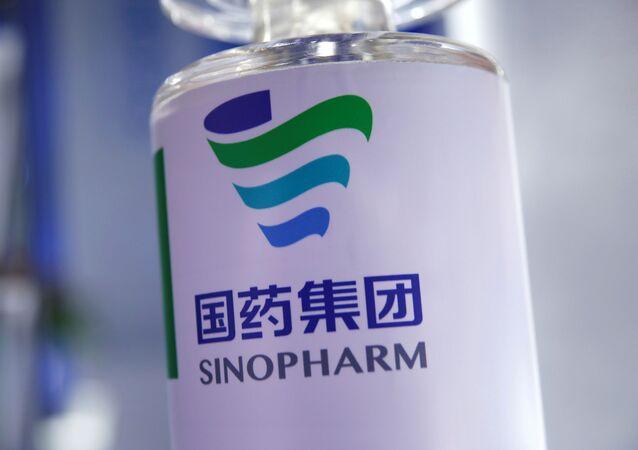 Vaccino anti-Covid cinese della società Sinopharm