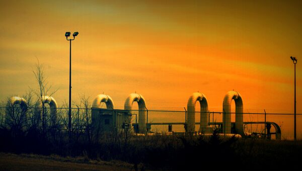 Trans Canada Keystone Oil Pipeline - Sputnik Italia