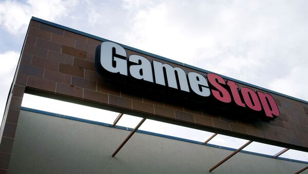 GameStop logo - Sputnik Italia