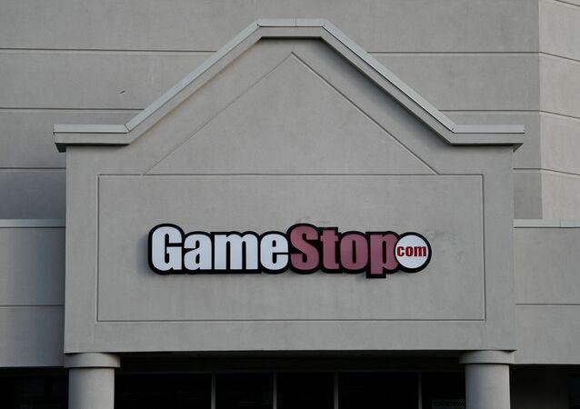 Il negozio GameStop