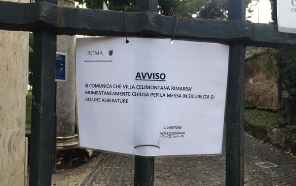 Villa Celimontana - Sputnik Italia