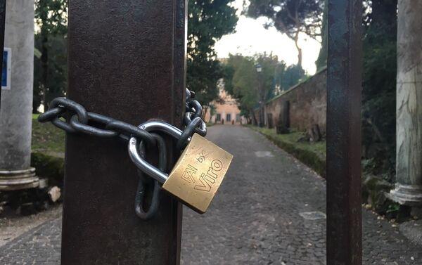 Villa Celimontana a Roma - Sputnik Italia