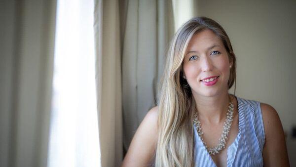 Yana Ehm, deputata del Movimento 5 Stelle e membro della commissione Esteri - Sputnik Italia