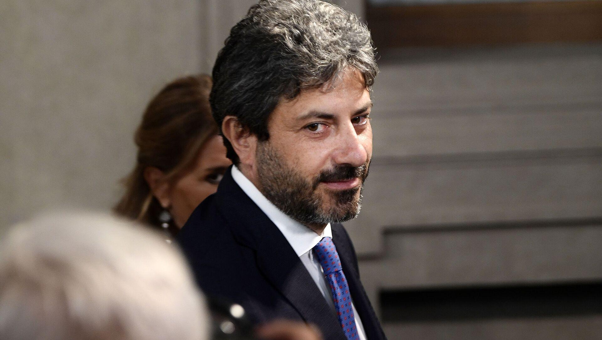 Roberto Fico - Sputnik Italia, 1920, 02.02.2021