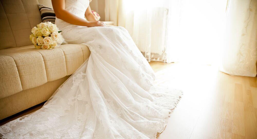 Sposa (foto d'archivio)