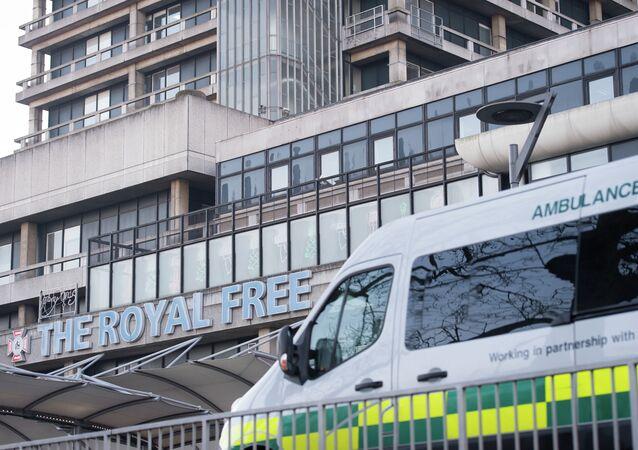 Ospedale nel Regno Unito (foto d'archivio)