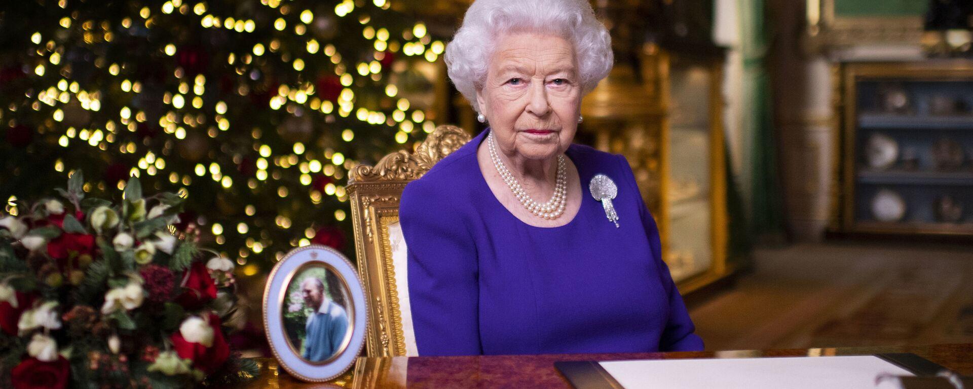 La Regina Elisabetta II - Sputnik Italia, 1920, 26.02.2021