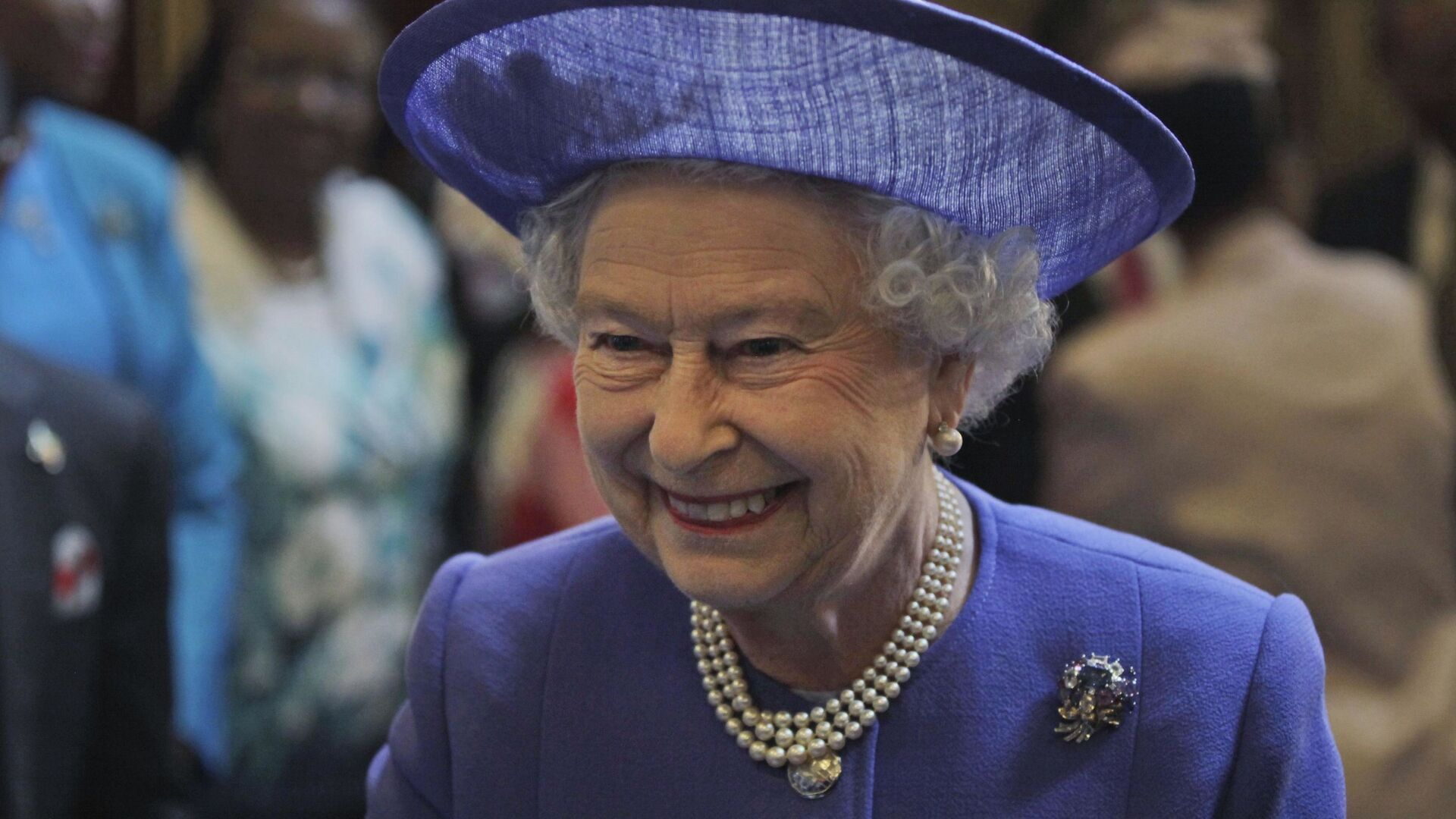 La Regina Elisabetta II - Sputnik Italia, 1920, 10.09.2021