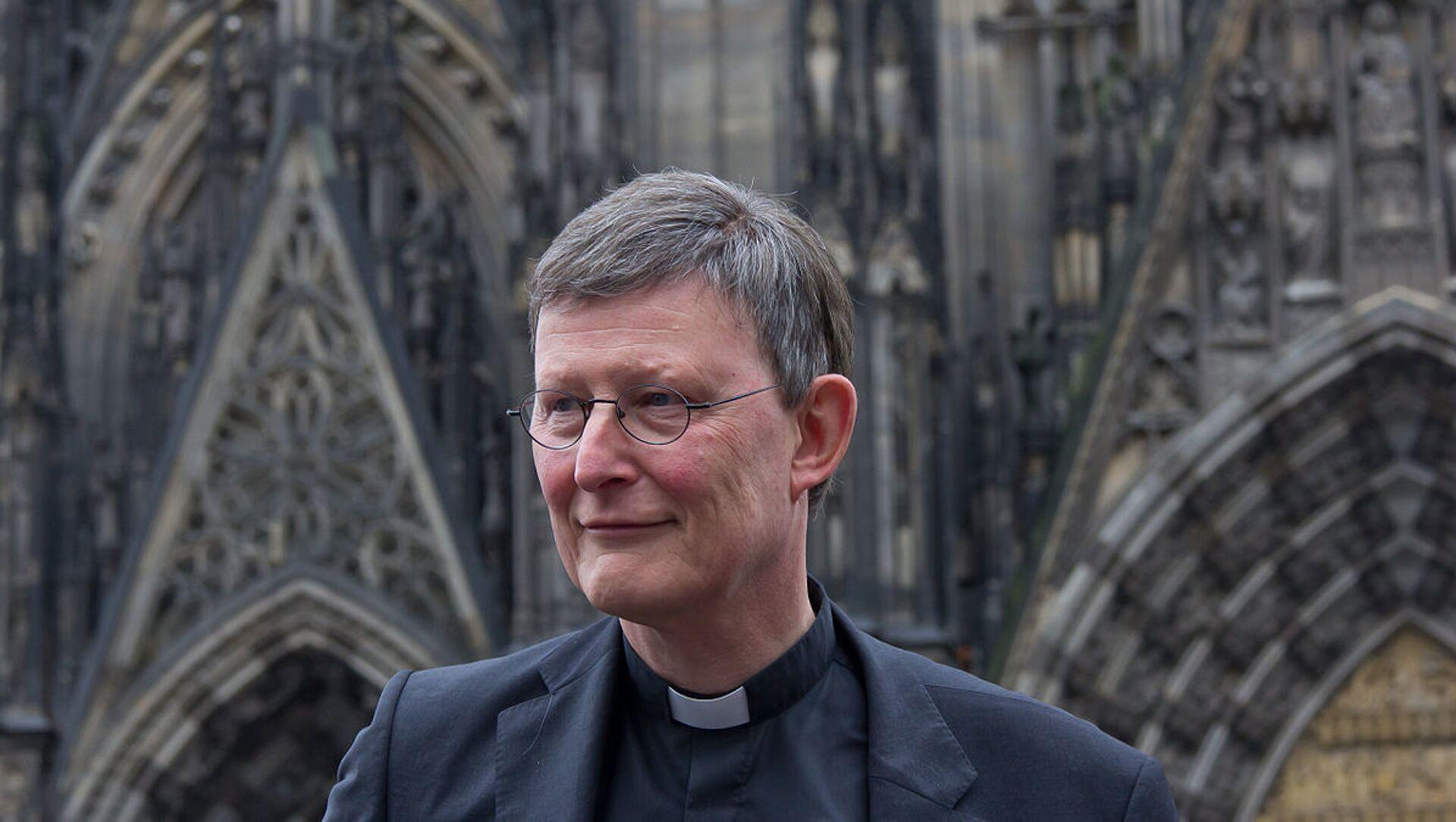 L'arcivescovo di Colonia Rainer Maria Woelki - Sputnik Italia, 1920, 01.02.2021