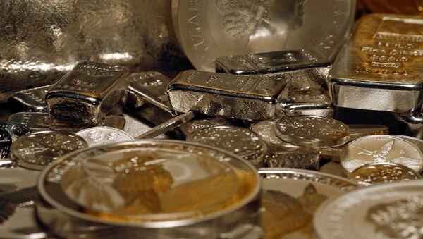 lingotti d'argento - Sputnik Italia