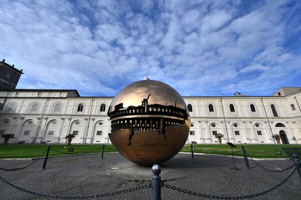 Dopo la proroga della chiusura annunciata lo scorso 14 gennaio sul sito web del museo, ora sarà possibile tornare a visitare le collezioni tra le più visitate al mondo. - Sputnik Italia