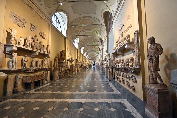 Il museo resterà aperto dalle ore 8.30 alle 18.30 dal lunedì al sabato, e con ultimo ingresso alle ore 16.30. - Sputnik Italia