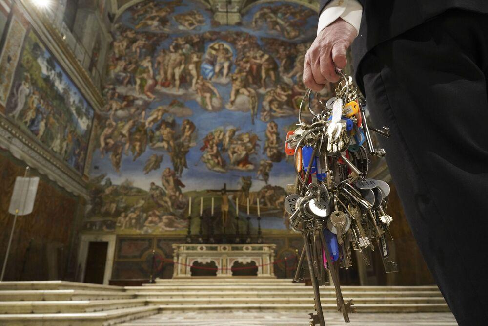 """Dopo la decisione del Governo italiano di riportare la Regione Lazio in """"zona gialla"""", con la possibilità di visitare i musei, la direzione ha confermato l'ipotesi già anticipata a Vatican News e per la quale ci si stava preparando da tempo."""