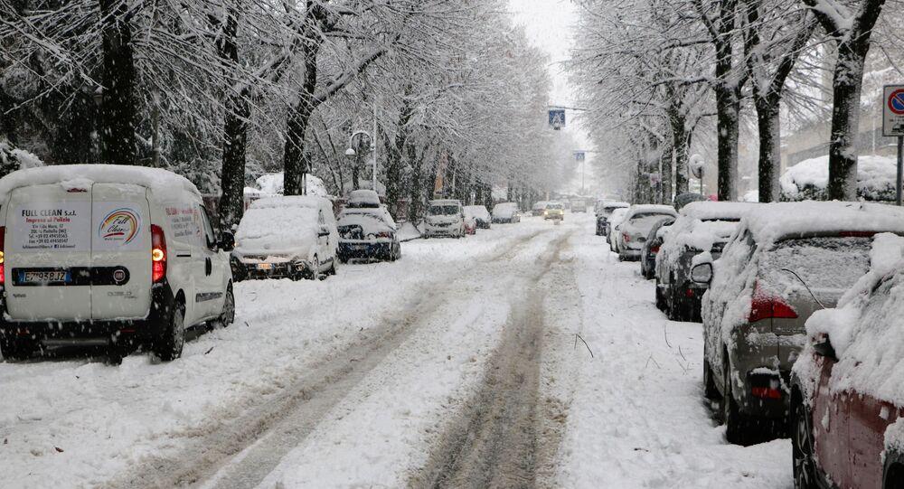 Inverno a Milano