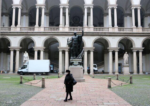 La Pinacoteca di Brera si apre dalla settimana prossima