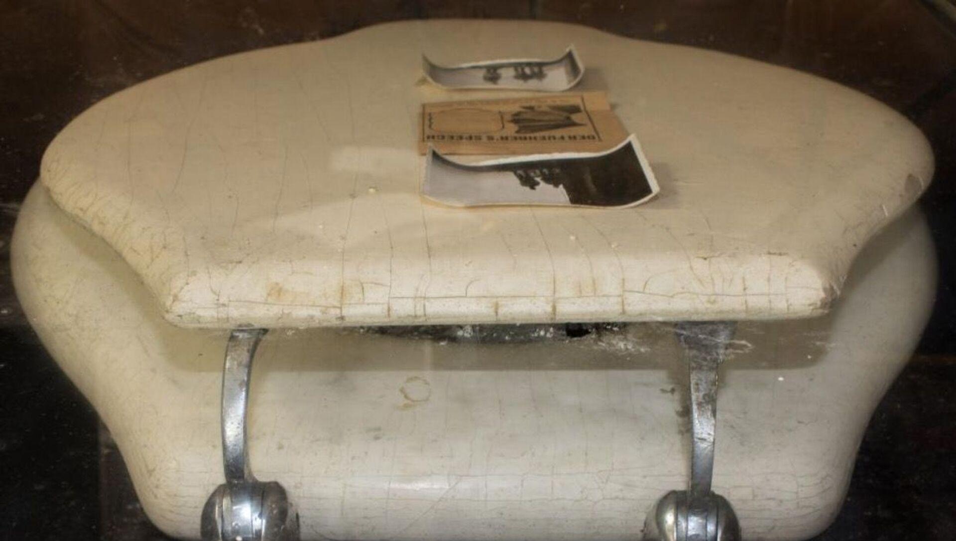 Sedile del water dalla residenza di Adolf Hitler - Sputnik Italia, 1920, 03.02.2021