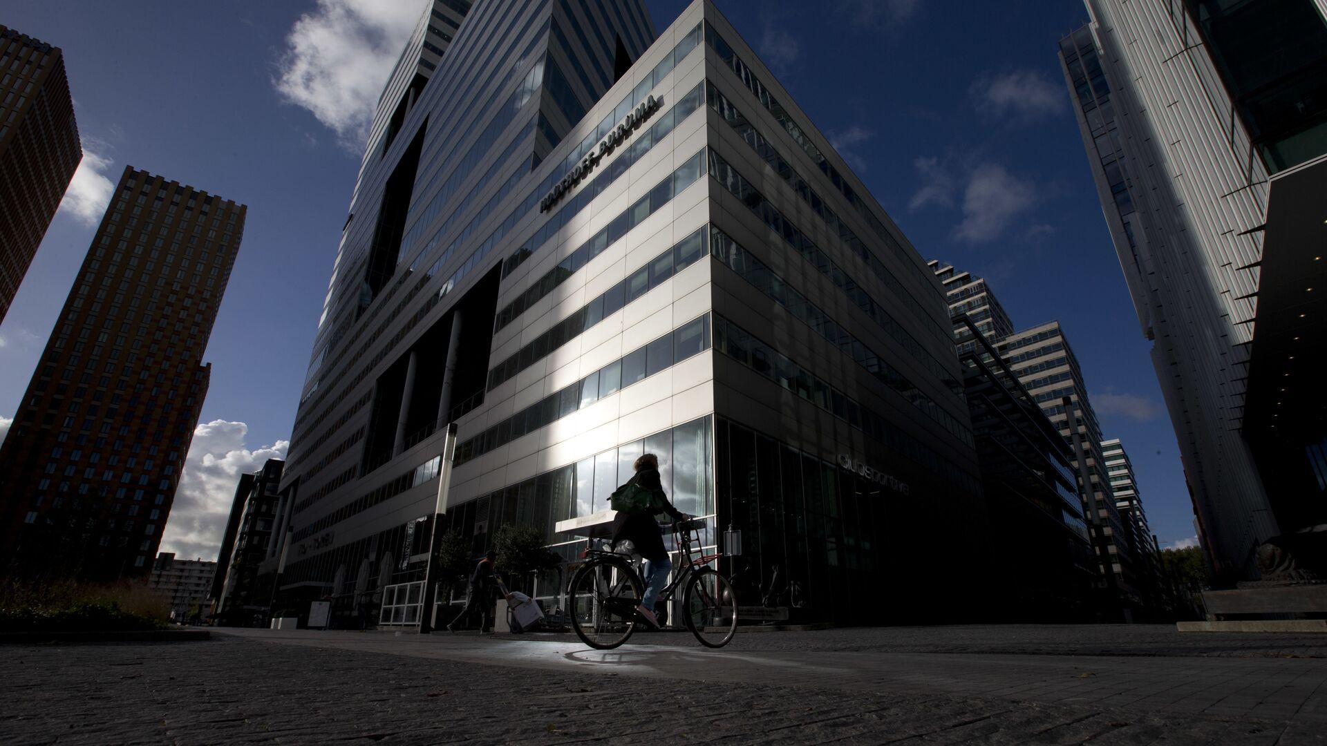 Il quartier generale dell'EMA ad Amsterdam - Sputnik Italia, 1920, 07.05.2021