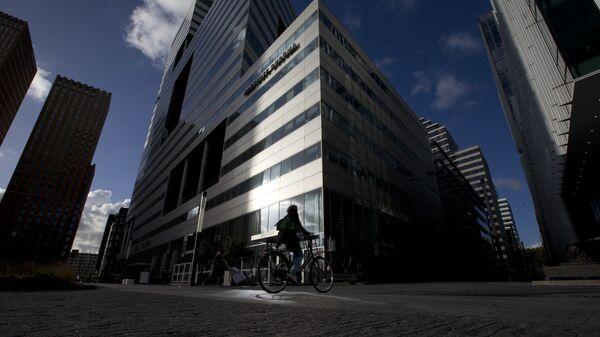 Il quartier generale dell'EMA ad Amsterdam - Sputnik Italia