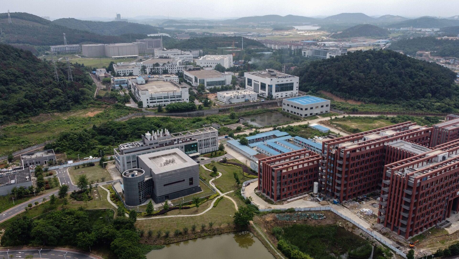 Il complesso dell'Istituto di Virologia di Wuhan - Sputnik Italia, 1920, 04.02.2021