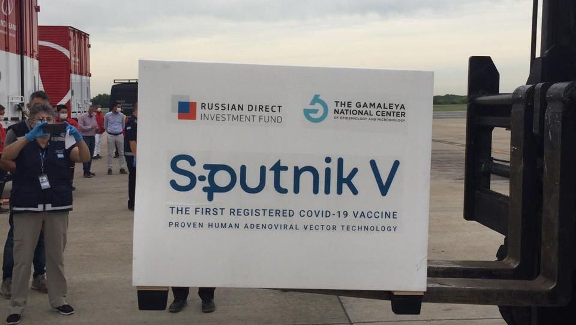 In vaccino Sputnik V in Argentina - Sputnik Italia, 1920, 06.02.2021
