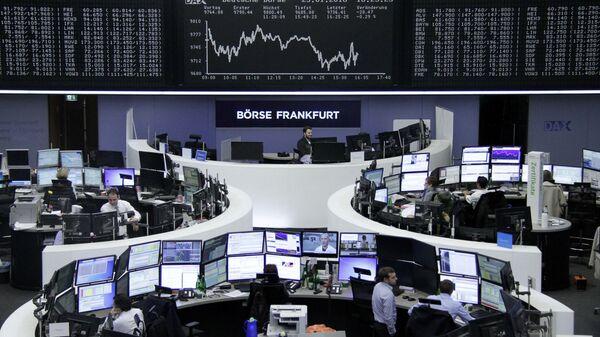 Borsa di Francoforte - Sputnik Italia