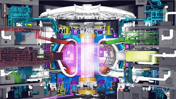ITER Danieli Telerobot Labs, parte del Danieli Group - Sputnik Italia