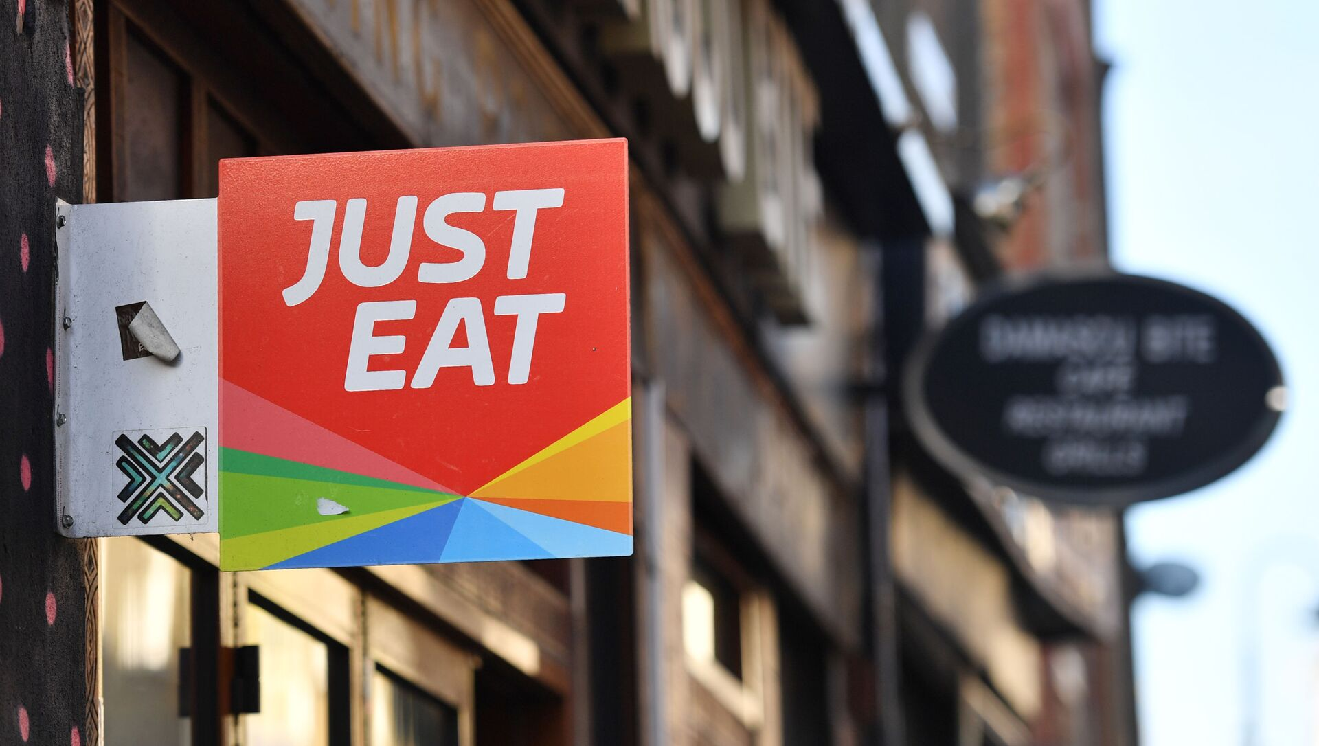 Just Eat assume i rider: da marzo i primi contratti di lavoro dipendente in Lombardia - Sputnik Italia, 1920, 05.02.2021