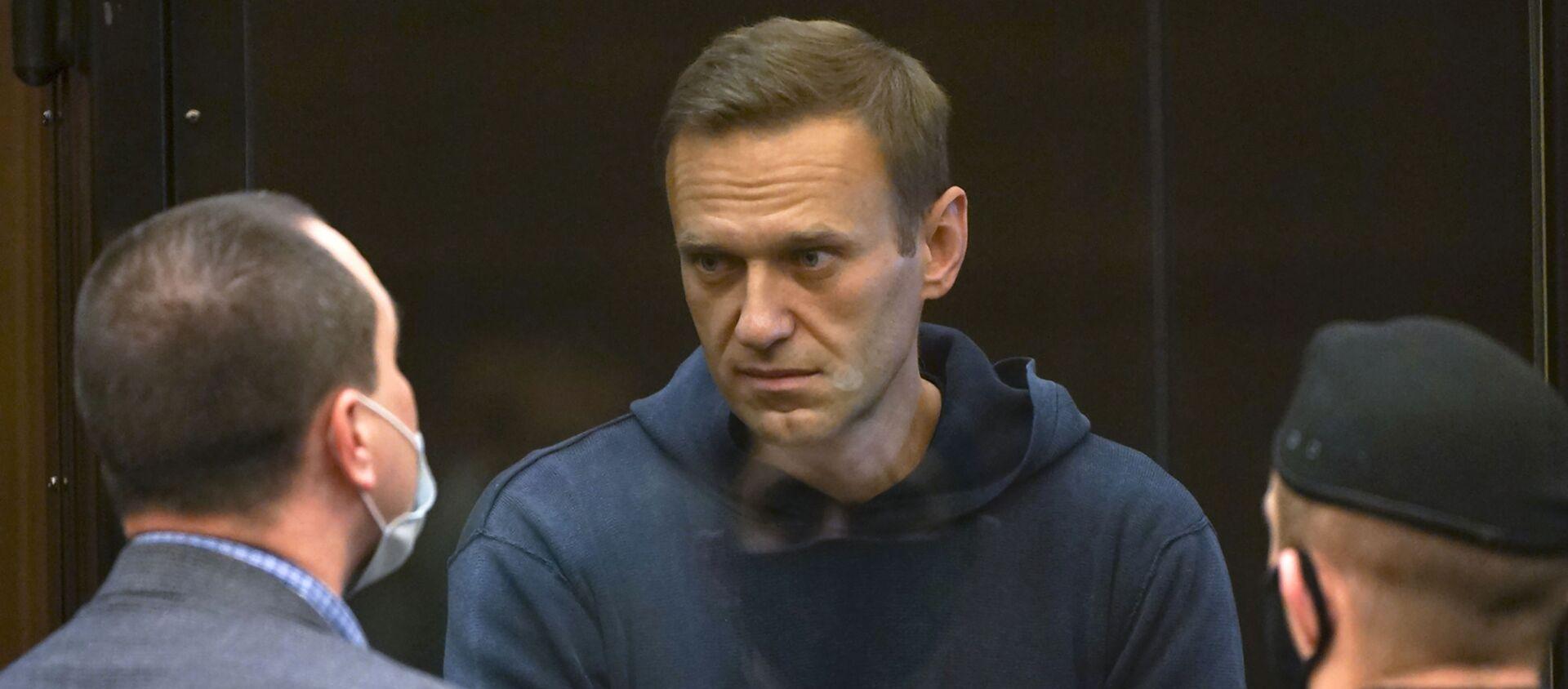 Navalny - Sputnik Italia, 1920, 02.03.2021