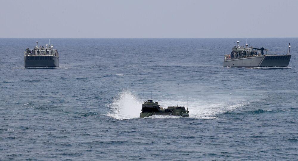 Operazione militare congiunta USA - Filippine