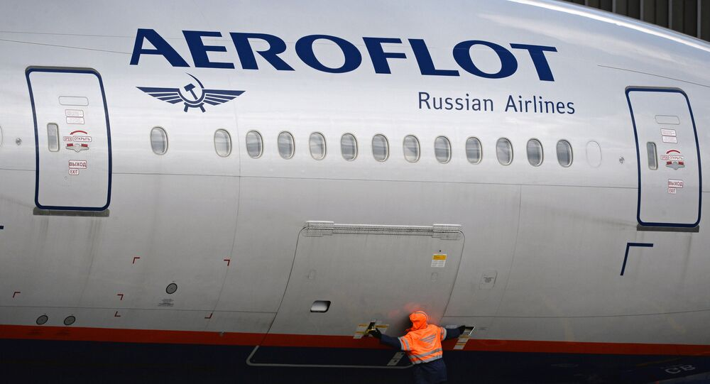 Aeroporto internazionale Sheremetyevo a Mosca