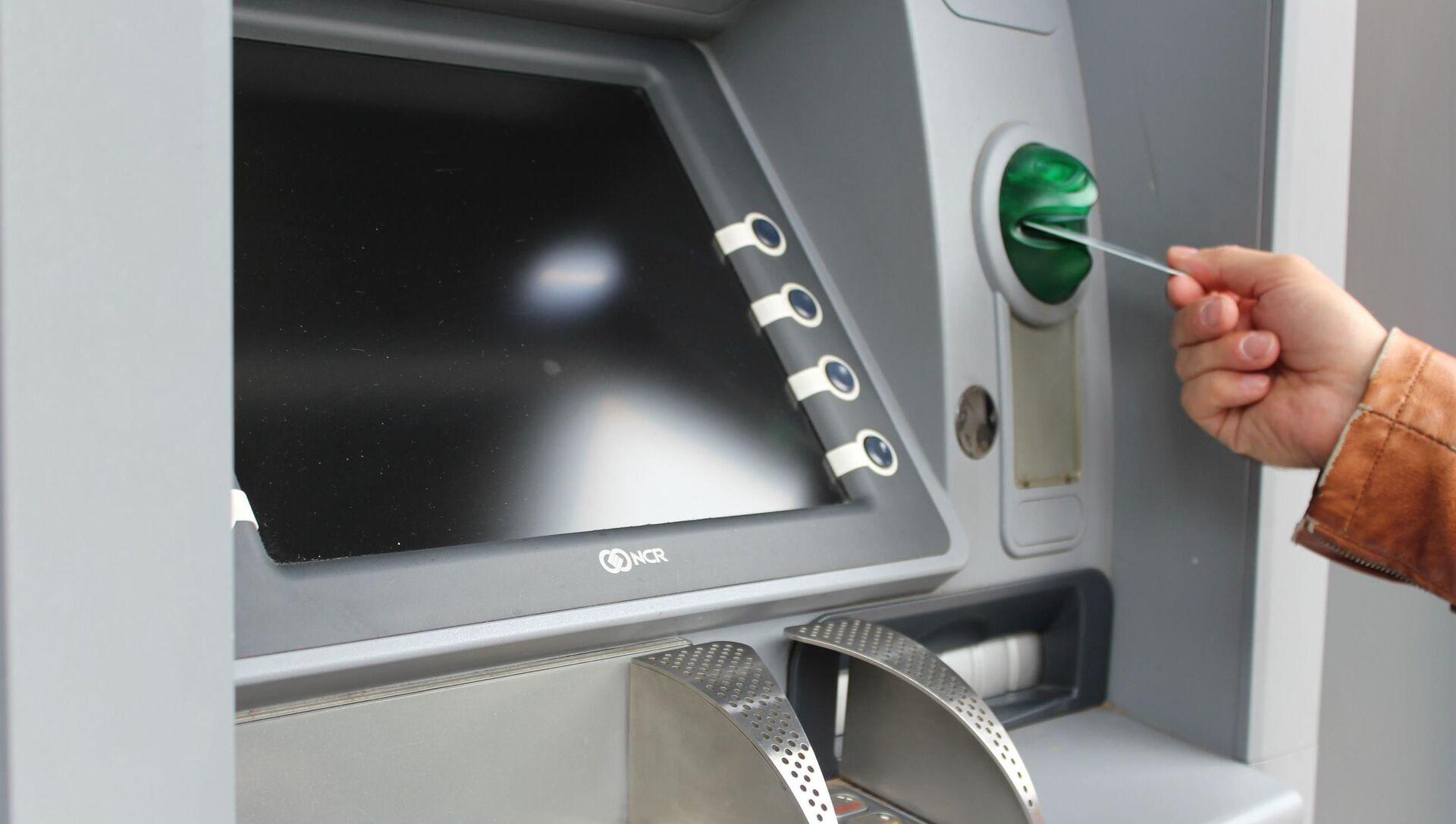 ATM  - Sputnik Italia, 1920, 06.02.2021