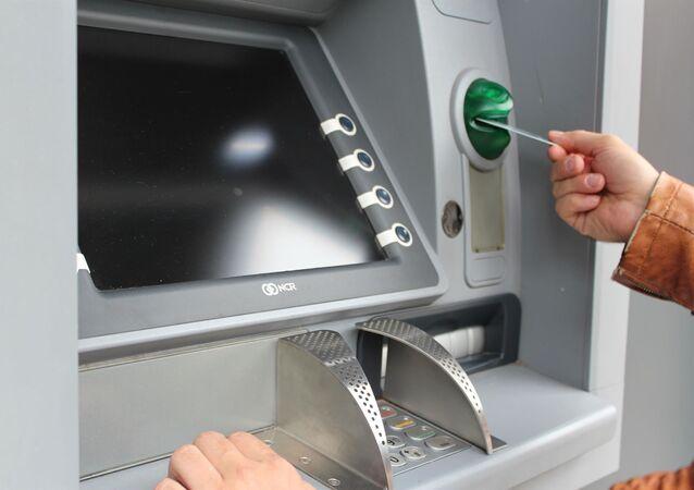 Bancomat (foto d'archivio)